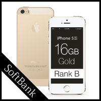 【機種名】iPhone 5s 【カラー】Gold 【容量】16GB 【モデル】A1453 【型番】M...