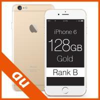 【機種名】iPhone 6 【カラー】Gold 【容量】128GB 【モデル】A1586 【型番】M...