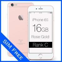 【機種名】iPhone 6s 【カラー】Rose Gold 【容量】16GB 【型番】3A503J/...