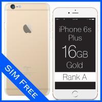 【機種名】iPhone 6s Plus 【カラー】Gold 【容量】16GB 【モデル】A1687 ...