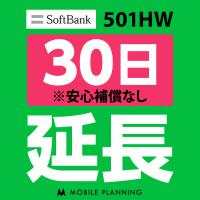 501HW 延長専用  WiFi レンタル 国内 延長 30日プラン