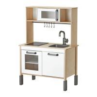 IKEA・イケア おもちゃ DUKTIG おままごとキッチン  (403.199.73)
