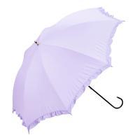 日傘 晴雨兼用 81-8879 男女兼用 定番 99% 紫外線 カサ 遮熱 遮光 軽量 黒 かわいい...