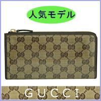 人気のGGクリスタルのメンズ長財布が入荷しました!スタイリッシュな人気モデル・L字ファスナーのお財布...