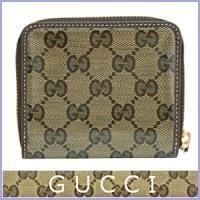 人気のGGクリスタルのメンズ二つ折り財布が入荷しました!コンパクトな人気モデルでギフトにもおすすめで...