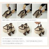 ポーチ 旅行用 トラベルポーチ パンプス用 靴 スーツケース キャリーバッグ 便利 おしゃれ