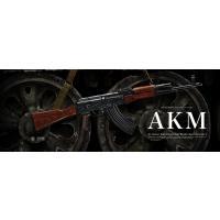 【予約品】【2021年7月末新発売予定】東京マルイ ガスブローバックライフル AKM