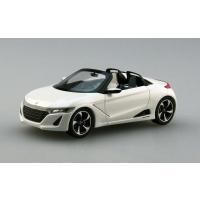 Honda S660 Tokyo Motor Show 2013 (Pearl White)