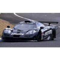 ●1998年のル・マン24時間レースでダビドフ・マクラーレンチームから参戦した、ブラックカラーのロッ...