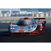 1997年のルマン24 時間レースに「G u l fTeam Davidoff McLaren」から...