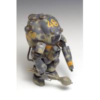 シュトラール軍宇宙用スーツ「フリーゲ」の陸戦型、「ニーゼ」が初のインジェクションキットとして遂に登場...