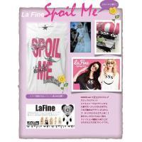 ファッション雑誌も大注目!! LaFineのTシャツ Spoil Me【LAブランド正規直輸入】