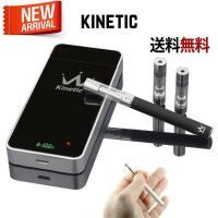 電子タバコ Kinetic リキッド10本つき