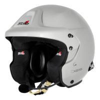 STILO TROPHY DES PLUS Composite (スティーロ トロフィー DES プラス) オープンフェイス ヘルメット インターコム装備 FIA 8859-2015 SNELL SA2015|monocolle