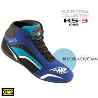 OMP RACING SHOES KS-3 BLUE  レーシングカートやスポーツ走行に最適なエント...