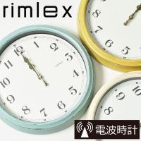 時計の老舗メーカー『noa精密』。 フレームのダメージ加工が趣のある、アンティークテイストの特徴の電...