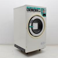 SANYO 業務用 コイン式 全自動 洗濯機 SCW-5121C コインランドリー用機器 【中古】