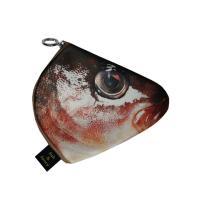 超リアル魚 コインケース 小銭入れ カードケース パスケース 定期入れ 名刺入れ 小物入れ ポーチ fish&fancy