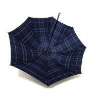 バーバリー BURBERRY 傘 チェック 雨傘 正規品  定番バーバリーチェックが装飾された人気ア...