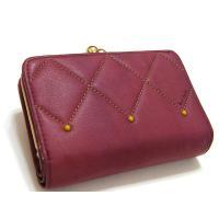 Paul Smithポールスミス牛革レザーがま口財布です。 コイン入れ×2、カード入れ×15、札入れ...