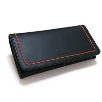 ポールスミスPaul Smith、牛革レザー長財布です。 札入れ×1、カード入れ×10、小銭入れ×1...