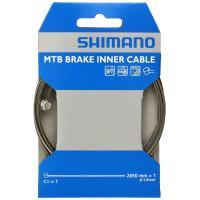 錆に強く、強度に優れたMTB用のステンレス製ブレーキケーブル。 セット内容:片側にタイコをカシメ済の...