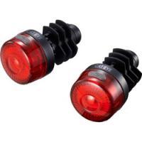 LOOP 2 ・LED:1(高輝度LED)x2 ・発光色:レッド ・電源:CR2032x2x2 ・モ...