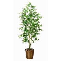 〔和風〕光触媒人工観葉植物 青竹 1.8m
