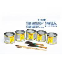 ※セットに付属する 1 Shot Paint の容量は 1/4 Pint (約 118ml) となり...