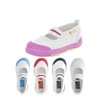 ムーンスター 上履き 子供靴 キャロット CR ST11 上靴 お受験 面接 入園 入学 moonstar ハーフサイズ
