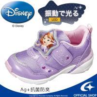 ディズニー プリンセス ソフィア [セール] 子供靴 キッズスニーカー DN C1226 MIX バイオレット disney_y