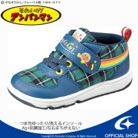 アンパンマン [セール] 子供靴 キッズスニーカー APM C155 ネイビー