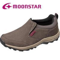 日常の歩きをもっと快適にするムーンスターのレディース用カジュアルウォーキングシューズです。スッと履け...