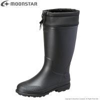 長靴 ムーンスター [セール] moonstar メンズ レインブーツ MFL45R ブラック 雨靴 梅雨 mensrubber