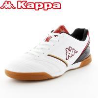 イタリアのスポーツブランド「Kappa」のスニーカー。シンプルなサッカースタイルをカジュアルに落とし...