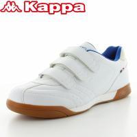 「Kappa」(カッパ)のメンズ用スニーカー。フットボールシューズをモチーフにした「コルテッロ」のベ...
