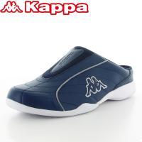 「Kappa」(カッパ)の定番クロッグタイプ。ユニセックスモデル。サッカータイプのデザインをベースに...
