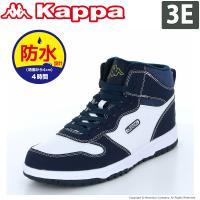 イタリア発祥のスポーツブランド『Kappa』のクラシックバスケットテイストのスノトレMIDカットモデ...