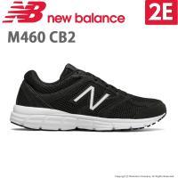 ニューバランス [セール] メンズ ランニングシューズ NB M460 CB2 2E ブラック new balance