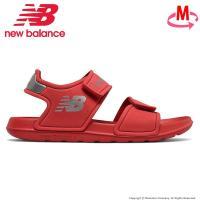 ニューバランス [セール] newbalance 子供靴 キッズジュニアサンダル NB YOSPSD RD M レッド 急速乾燥 kidsalesummer
