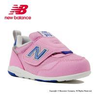 ニューバランス [セール] newbalance 子供靴 女子 ベビーシューズ NB IT313F PK ピンク/パープル