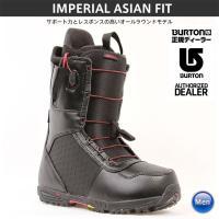 BURTON IMPERIAL ASIAN FIT バートン インペリアルアジアンフィット Blac...