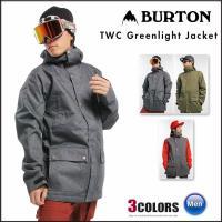 BURTON バートン TWC GREENLIGHT JACKET グリーンライト 15-16 20...