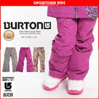15-16 2016 BURTON バートン Girls' Elite Cargo Pant パンツ...