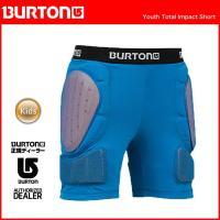 14/15 2015 BURTON バートン Youth Total Impact Short キッ...