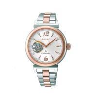 セイコー ルキア (SEIKO LUKIA) 女性用腕時計 SSVM010 自動巻き時計(手巻きつき...
