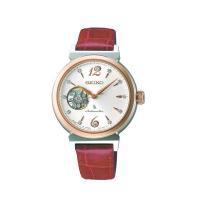 セイコー ルキア (SEIKO LUKIA) 女性用腕時計 SSVM012 自動巻き時計(手巻きつき...