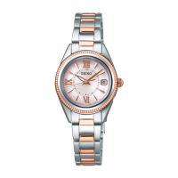 セイコーのソーラー電波時計 ティセ SWFH064 女性用腕時計 (SEIKO TISSE)  一部...