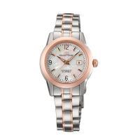 シャープな面デザインや、ピンクゴールドメッキを組み合わせたオリエントの本格機械式腕時計オリエントスタ...