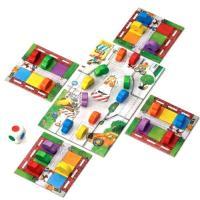 ボードゲーム 4歳〜 知育玩具 誕生日プレゼント  商品名:HABA パーキングゲーム HA4411...